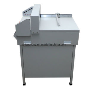 Byon-Paper Cutting Machine G450V+ pictures & photos