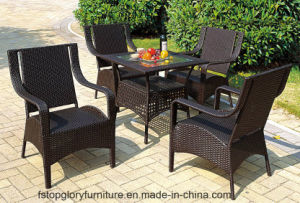 Garden Patio Dining Table and Chairs for Outdoor Furniture (TG-082) pictures & photos