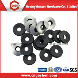 Stainless Steel 304 EPDM Rubber Washer pictures & photos
