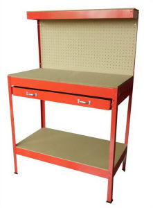 Home Work Bench with Single Drawer (WB008) pictures & photos