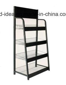 Metal Flooring Display Stand, Display Rack pictures & photos