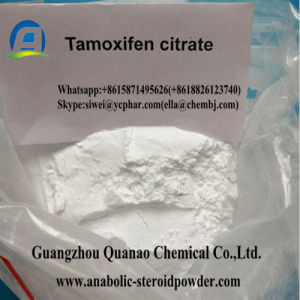 Anti Estrogen Steroid Tamoxifen Citrate 54965-24-1 for Breast Cancer Treatment pictures & photos
