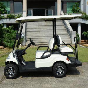 4 Passengers Electric Golf Car pictures & photos