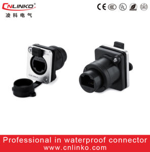 New and Hot Saling RJ45 Ethernet Connector/RJ45 Socket Connector pictures & photos