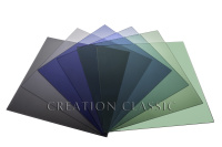 Dark Blue Float/Laminated Glass for Window Glass pictures & photos