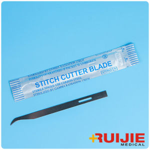 Carbon Steel Stitch Cutter Blade pictures & photos