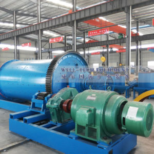 Ball Mill From Professional Process Mining Equipment Manufacturer pictures & photos