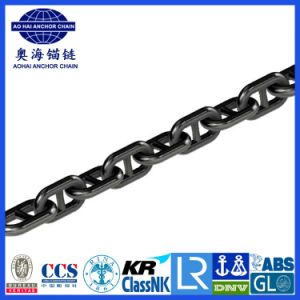 Stud Link Anchor Chain with Iacs Certificate pictures & photos