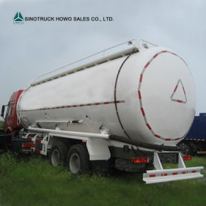 Dry Bulk Cement Poweder Transport 40m3 Bulk Cement Truck pictures & photos