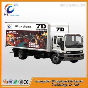 Electronic 6 Dof Home Mobile 5D Cinema 7D Cinema Simulator pictures & photos