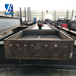 Custom Welded H Beam for Steel Structure Building pictures & photos