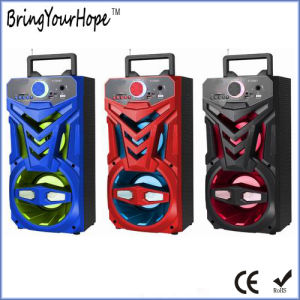 Hi-Fi Portable Speaker with X-Bass Speaker Drive (XH-PS-726) pictures & photos