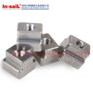 China Fasteners Manufacturer Hex Nylon Insert Cap Nut Shenzhen Export pictures & photos