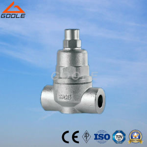 Thermostatic Adjustable Bimetallic Steam Trap (GATB11) pictures & photos