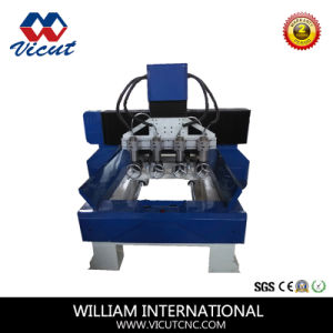 Multi-Spindle CNC Router for Woodworking (4 spindle Series VCT-1518W-4H) pictures & photos