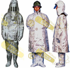 Fireproof and Heat Insulation Garment (RFG-97 Type)