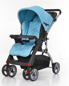 Fold Luxury Baby Strollers with Ce Certificate pictures & photos