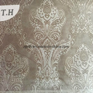 3D Embossed Italy Velvet Fabric by 300GSM pictures & photos