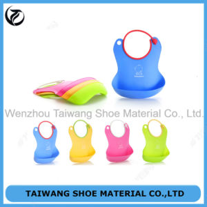 EVA Material Various Design Custom Silicone Soft Baby Bibs pictures & photos