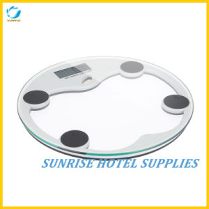 Ultra Slim Design Body Scale Weighing Scale for Hotel pictures & photos