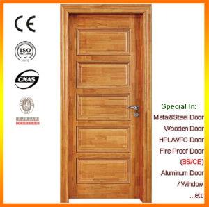 Sapele Veneer Wooden Honeycomb Core Door pictures & photos