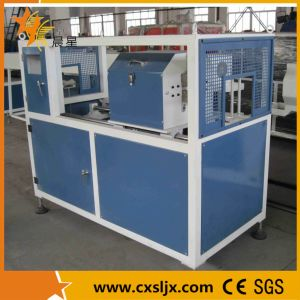 HDPE / PVC Plastic Double Wall Corrugated Pipe Making Machine pictures & photos