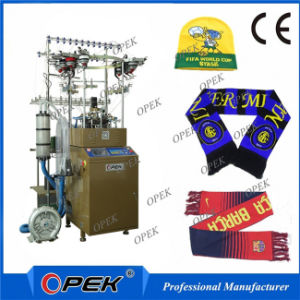 Sport Beanie and Scarf Knitting Machine with Good Quality pictures & photos