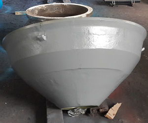 Crusher Liner and Parts for Cone Crusher of Metso Sandvik and Terex Brand pictures & photos