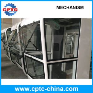 Tower Crane Machinery Parts Overhead Crane Cabin pictures & photos