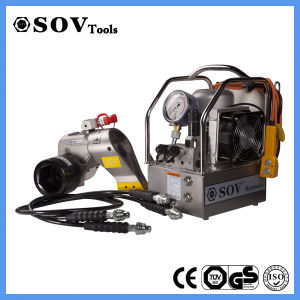 """1 1/2"""" Square Drive Al-Ti Alloy Hydraulic Torque Wrench pictures & photos"""
