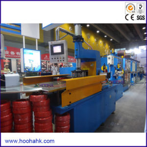 Hot Sales Advanced and Muti-Functional Cable and Wire Extruder Machine pictures & photos