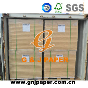 Woodfree Offset Paper in Sheet for Magazine Printing pictures & photos