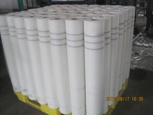 Fiberglass Mesh Fabric Used in Floor Heating System pictures & photos
