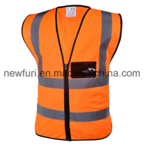 Transport Reflective Safety Vest with Pockets by Eniso20471 pictures & photos