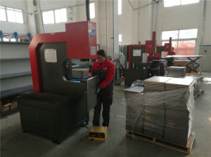 OEM Machining Laser Cutting Pressing Rivet Reveting Metal Part pictures & photos