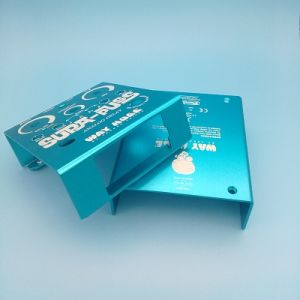 CNC Machining Parts for Cover Plate in Electronic Product pictures & photos