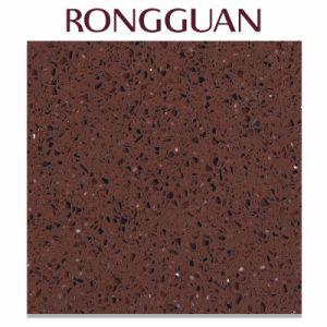 Brown Color Artificial Marble Big Slab (QG151) pictures & photos