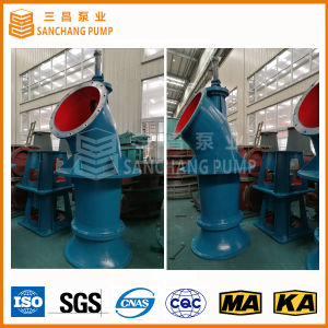 Axial Flow Pump / Axial Flow Propeller Pumps / Vertical Axial Flow Waste Water Drainage Pump pictures & photos