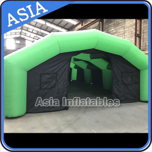 Portable Inflatable Spray Booth for Repair and Repaint Full Car pictures & photos