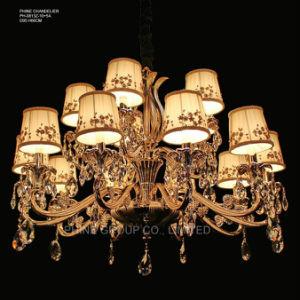 Phine 10 Arms Modern Swarovski Crystal Decoration Pendant Lighting Fixture Lamp Chandelier Light pictures & photos