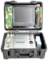 Duplex Audio Full HD Portable Suitcase Video Receiver, Complimentary Yagi and All-Around Antenna pictures & photos