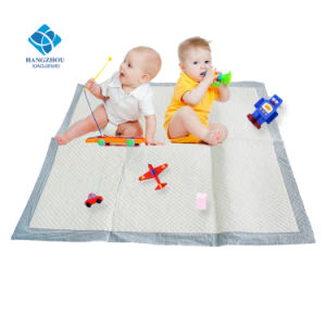Hot Selling Waterproof Baby Changing Pads with Gel Teconology pictures & photos