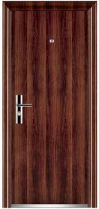 Steel Door / Metal Door / Security Door (YF-S78) pictures & photos