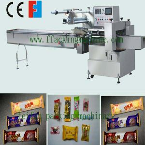 Full Automatic Biscuit/Wafer Flow Packing Machine pictures & photos