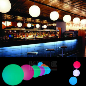 "8"" LED Ball Lighting Waterproof Ball Outdoor Globe 20cm pictures & photos"