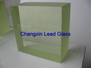 New Product Zf7 X Ray Glass for Hotcell with ISO&Ce pictures & photos
