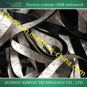 Adhesive 3m Tape Extrude Silicone Rubber Seal Strip pictures & photos
