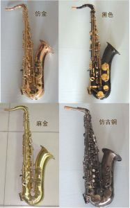 Tenor Saxophone / Ym62 Model/ Musical Instrument (TS-Y62) pictures & photos