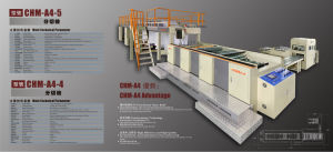 A4 Size Paper Sheeting Machine (CHM-A4-4) pictures & photos