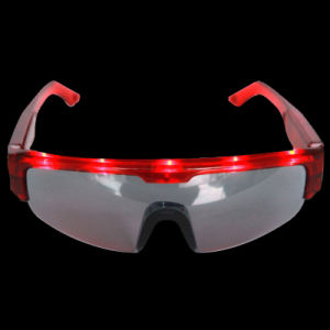 Christmas Gifts LED Flashing Fashion Sunglasses (QY-LS012) pictures & photos